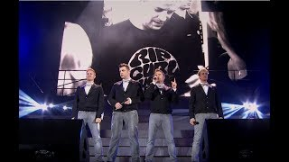 Westlife - Flying Without Wings (Live 2012)