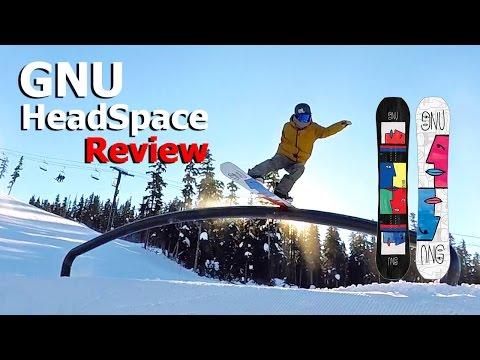 GNU Headspace Snowboard Review
