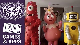 Yo Gabba Gabba! Family Fun - Just Dance Kids 2014