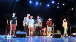 The Future Soon a capella — Jonathan Coulton and the Amazing Singing Interns on JoCo Cruise 5