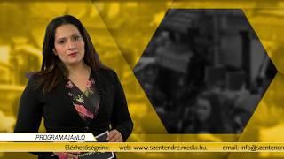 Programajánló / TV Szentendre / 2018.01.18.