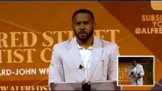 Pastor Wesley why  voting is important