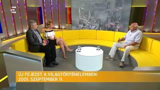 9/11: Egy nap, amely átírta a világtörténelmet - Nógrádi György - ECHO TV