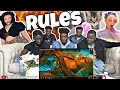 Doja Cat - Rules (Official Video)*REACTION*