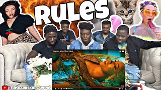 Doja Cat   Rules (Official Video)*REACTION*