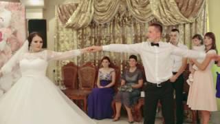 Професійна постановка весільного танцю - Василь і Христина