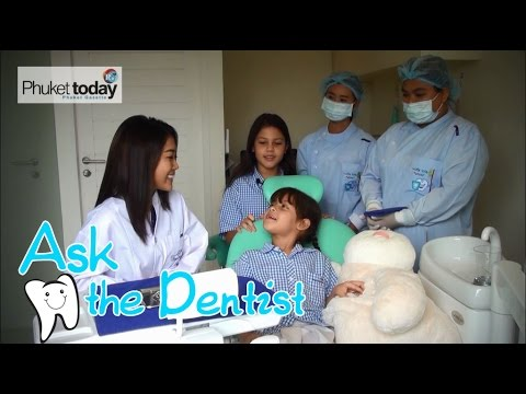 Ask the Dentist - Why do we have 'Baby Teeth'?