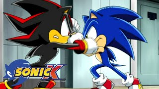 [OFFICIAL] SONIC X Ep73 - The Cosmo Conspiracy