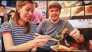 Japanese Street Food Tour Of Ameyoko Market (アメ横) | Tokyo, Japan