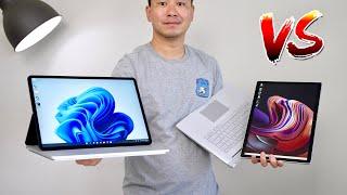 Surface Laptop Studio vs Surfacebook 3: Don't Make a Mistake!