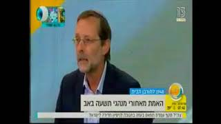 Moshe Feiglin on the Third Temple and Israel Today