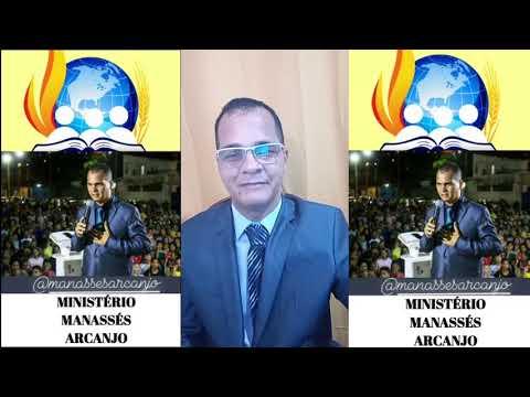 Mensagem de Fé Com O Pastor Manassés Arcanjo
