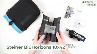 Steiner BluHorizons 10x42 Binoculars review | Optics Trade Reviews