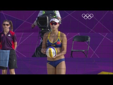 Preview video  Beach Volleyball Women´s Quarterfinals - London 2012 Olympic Games Highlights