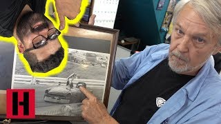 Vargas Gets Build & Battle Advice From Rotary Racing Legend Dave Lemon!