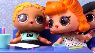 Куклы ЛОЛ LOL Surprise ЧУЖАЯ СКАЗКА Мультик для детей #Игрушки #Сюрпризы Вероничка Лалалупси