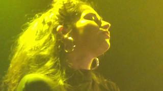 Joe Goddard feat. Valentina - Music is the Answer (live)