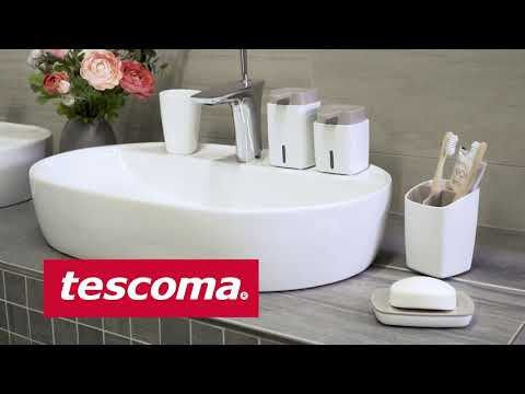 Чаша за четка и паста за зъби Tescoma Lagoon