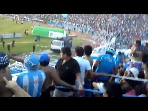 """""""Los Chiflados Clasico 161"""" Barra: Los Chiflados • Club: Blooming"""