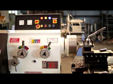 Planner Type Extra Heavy Duty Geared Head Lathe Machine
