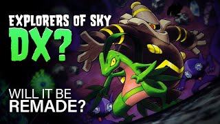 Should Pokemon Mystery Dungeon: Explorers of Sky be REMADE?