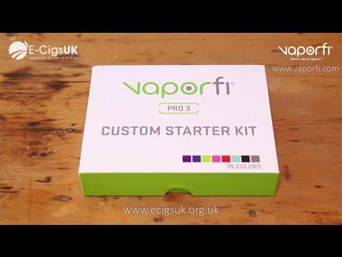 Vaporfi Pro 3 Starter Kit