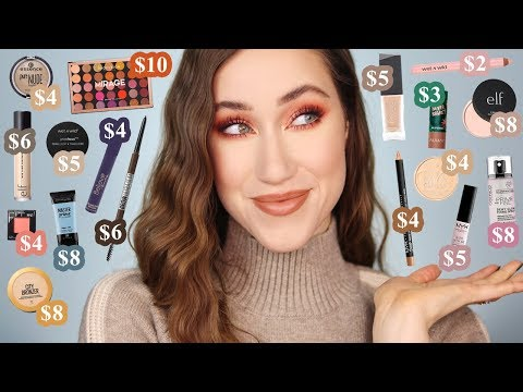 The BEST & MOST Affordable Makeup 😍