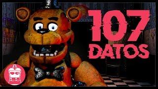 107 Datos que DEBES saber de Five Nights At Freddy's   AtomiK.O. #108