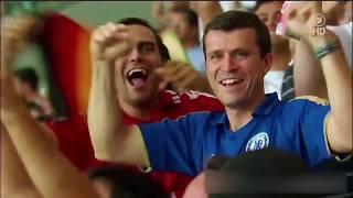 Die Mannschaft Andreas Bourani — Ein hoch Auf uns WM Version