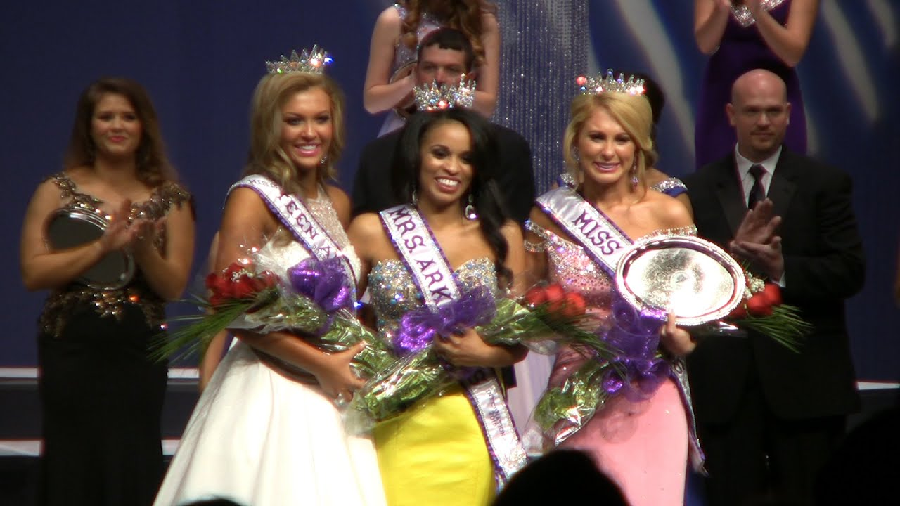 2015 Miss Arkansas International