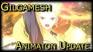 Gilgamesh Animation Update + Noble Phantasm [FGO]