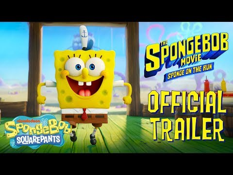 Official SpongeBob Movie Trailer! | Sponge On The Run 🐌 - May 2020