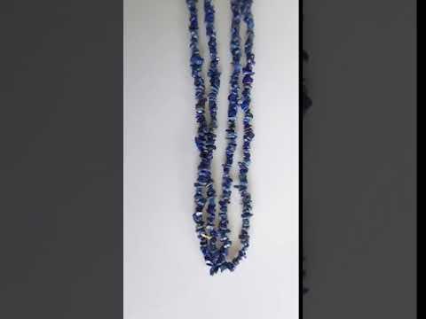 Lapis Lazuli Chips Uncut Nuggets