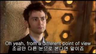 Life is cool / doctor(tenth) & donna