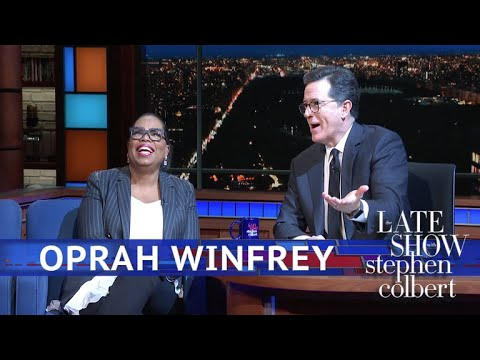 , title : 'Oprah Winfrey Gets A Sign From God About 2020'