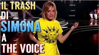 IL TRASH DI SIMONA VENTURA A THE VOICE   Blind Auditions, Battles, Knockout - TVOI 2019