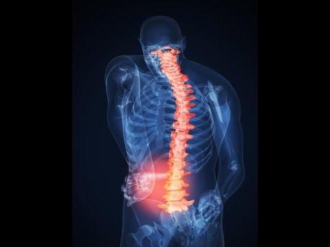 Die Schmerzen und schenije in die Hälse