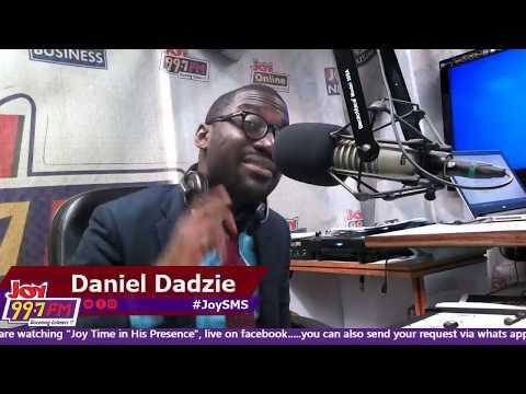 #JoySMS on Joy FM (21-10-19)