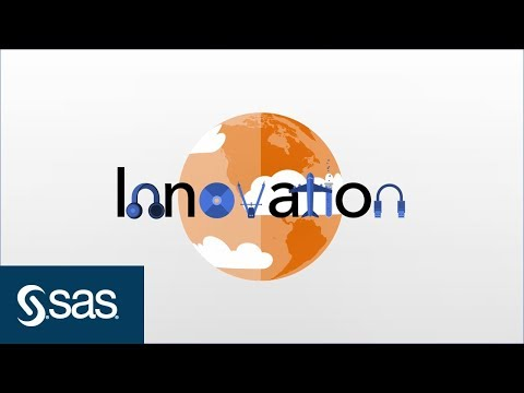 Innovation is AI, IoT and Data