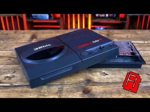 Meet the Amiga CD32 | Trash to Treasure pt1