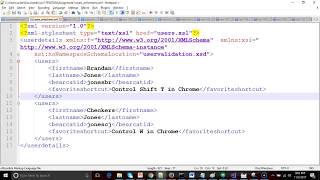 10. Overview of XSLT