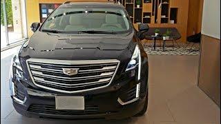 The New Cadillac XT5 2020