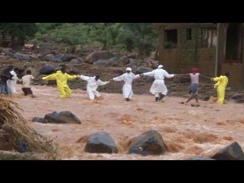 Εκατοντάδες νεκροί και αγνοούμενοι στη Σιέρα Λεόνε