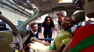Le meilleur du Monde de Jamy - Crash test : attachez vos ceintures !