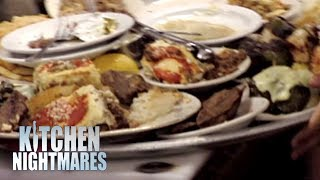 Gordon Shocked By Disastrous Dancing & Food | Kitchen Nightmares