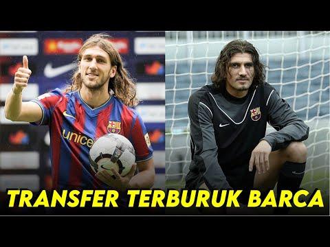 5 Transfer Terburuk yang pernah dilakukan Barcelona