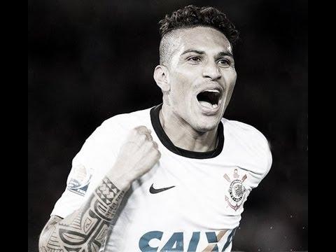 Todos os gols de Paolo Guerrero pelo Corinthians em 2012
