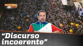 Esquerda convida terceira via para rua contra Bolsonaro