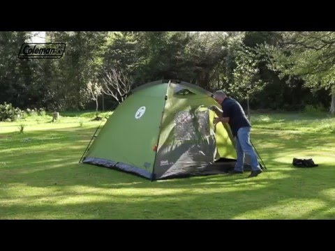 """Coleman tent """"Instant Dome 5"""" 5 persons"""