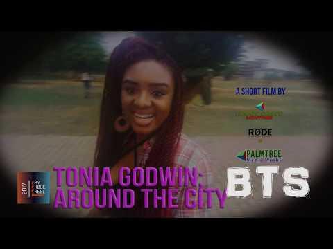 Tonia Godwin Around The City BTS